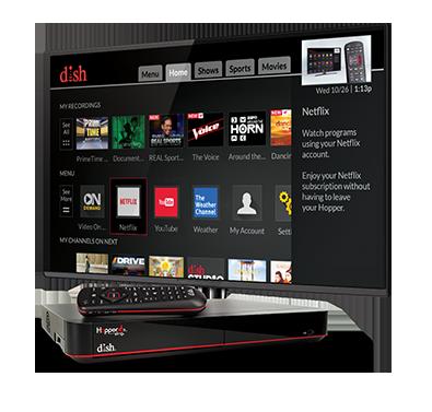 The Hopper - Voice remotes and DVR - Emporia, KS - Tom Van Sickle Inc - DISH Authorized Retailer