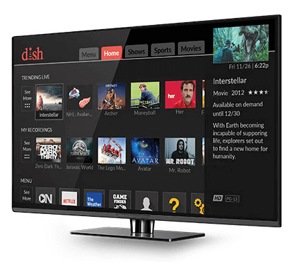 Watch Movies On Demand with The Hopper - Emporia, KS - Tom Van Sickle Inc - DISH Authorized Retailer