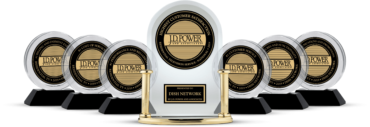 DISH Customer Satisfaction - Ranked #1 by JD Power - Tom Van Sickle Inc in Emporia, KS - DISH Authorized Retailer