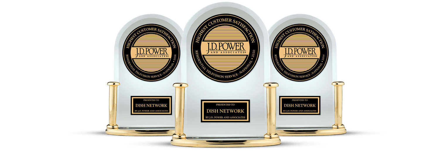 DISH Customer Satisfaction - Ranked #1 by JD Power - Tom Van Sickle Inc in Emporia, KS - DISH Authorized Retailer