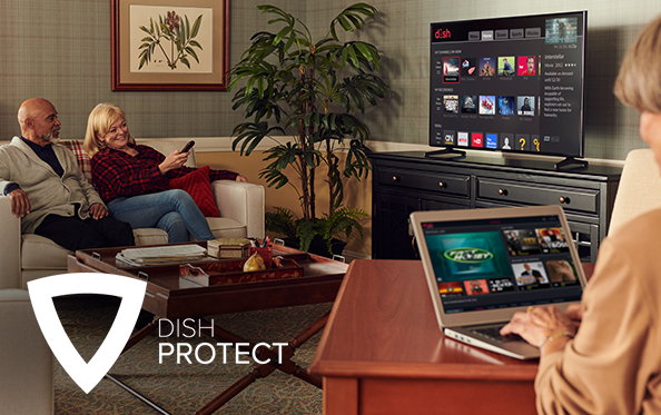 Get DISH Protect from Tom Van Sickle Inc in Emporia, KS